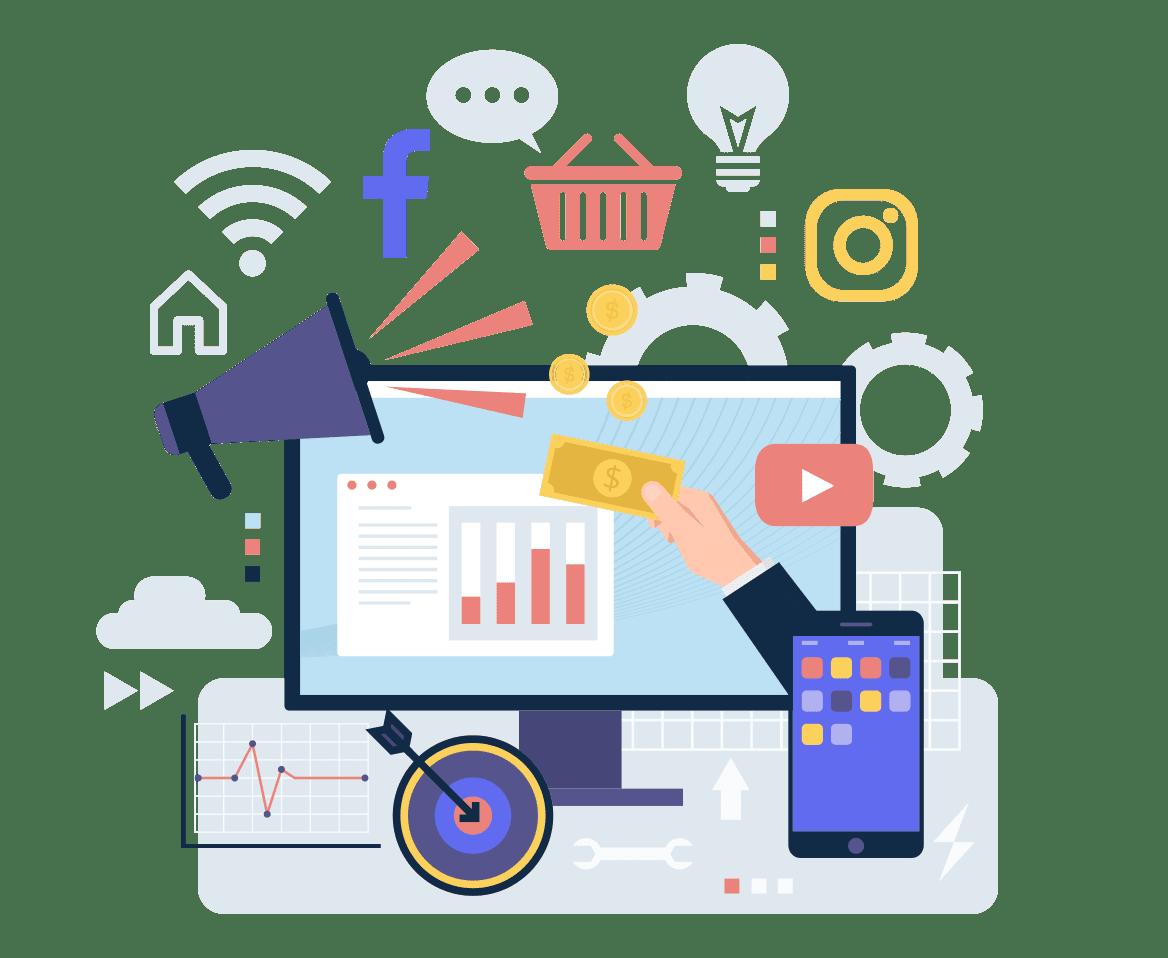 Landing Page Blogspot Premium