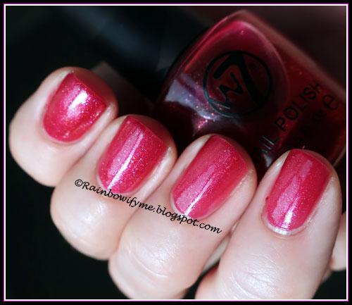 W7: Cerise Pink