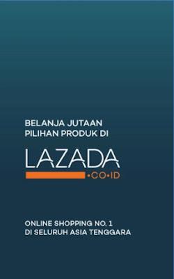 aplikasi jual beli online terpercaya di android lazada indonesia