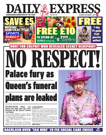 Daily Express Magazine 4 September 2021
