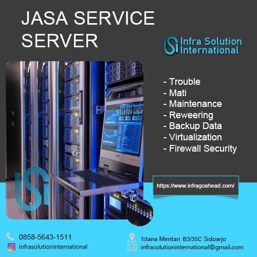 Service Server Pacitan Enterprise