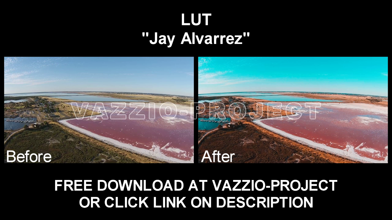 Lut Preset Jay Alvarrez 1 Project Template Vazzioproject Lightroom Premiere Pro Photoshop Free Luts For Cc 2017