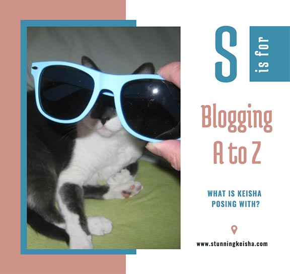 Blogging From A to Z: S is for …