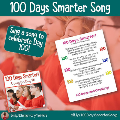 https://www.teacherspayteachers.com/Product/100-Days-Smarter-198426?utm_source=blog%20post&utm_campaign=100%20Days%20Smarter%20Song#show-price-update
