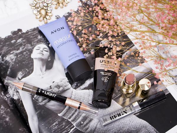 Make-up Look mit Neuheiten von Avon