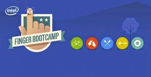 Intel Finger Bootcamp Challenge