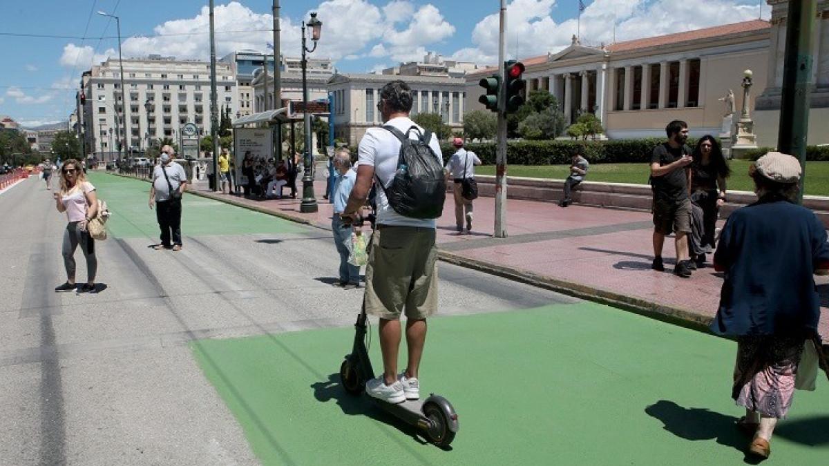 Νέοι κανόνες κυκλοφορίας: Τι αλλάζει για ποδήλατα και ηλεκτρικά πατίνια