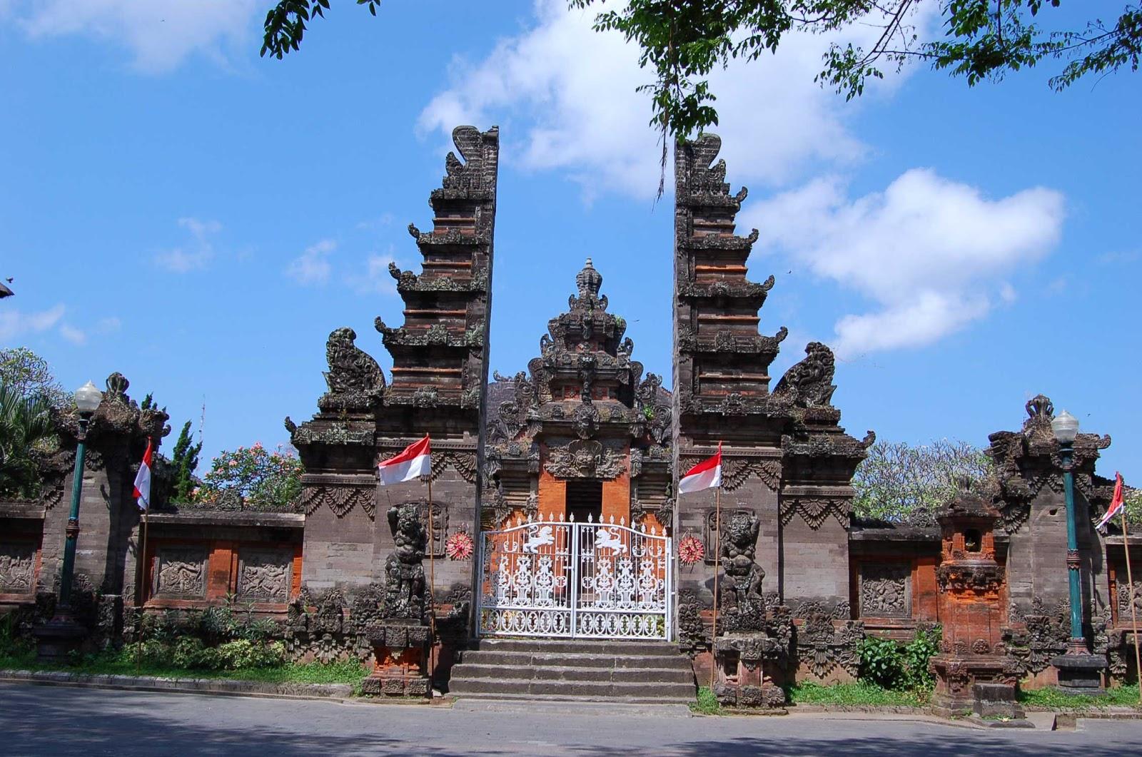 denpasar Language In Bali