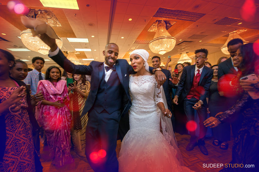 Somali Wedding Photography in Lansing Causeway Bay Hotel Ann