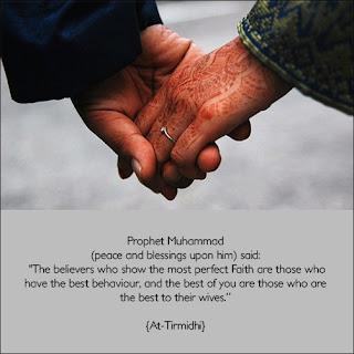 Syarat-syarat Jodoh Yg Baik Menurut Islam