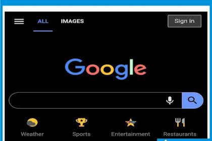 Cara mengaktifkan Fitur Mode Gelap (Dark Mode) di Chrome Android