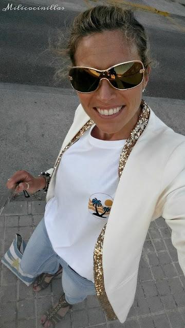 Sagunto tiene estilo by: Milicocinillas Blazer o Americana