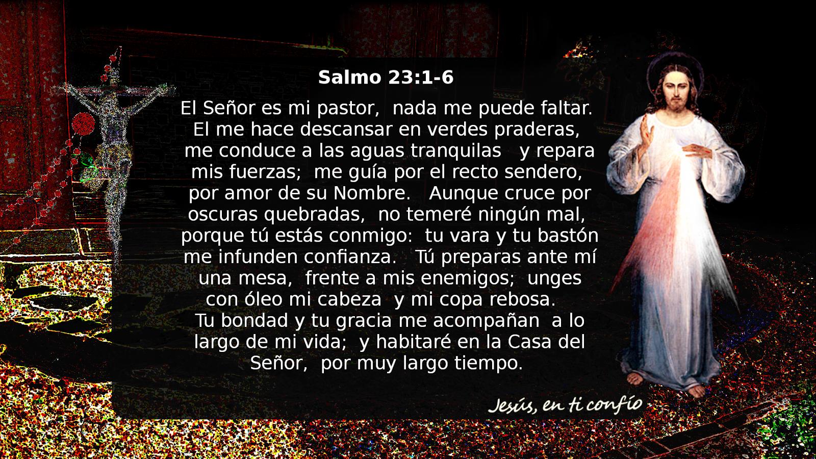 salmos con jesus divina misericordia