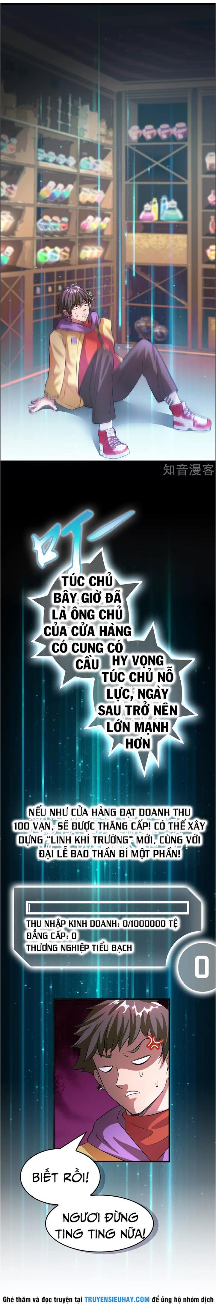 Hệ Thống Đại Gia Tại Dị Giới Chapter 2 video - Hamtruyen.vn