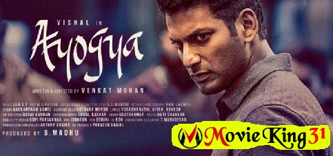 Ayogya Tamil Full Movie Leaked Online To Download By