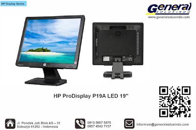 HP ProDisplay P19A LED 19