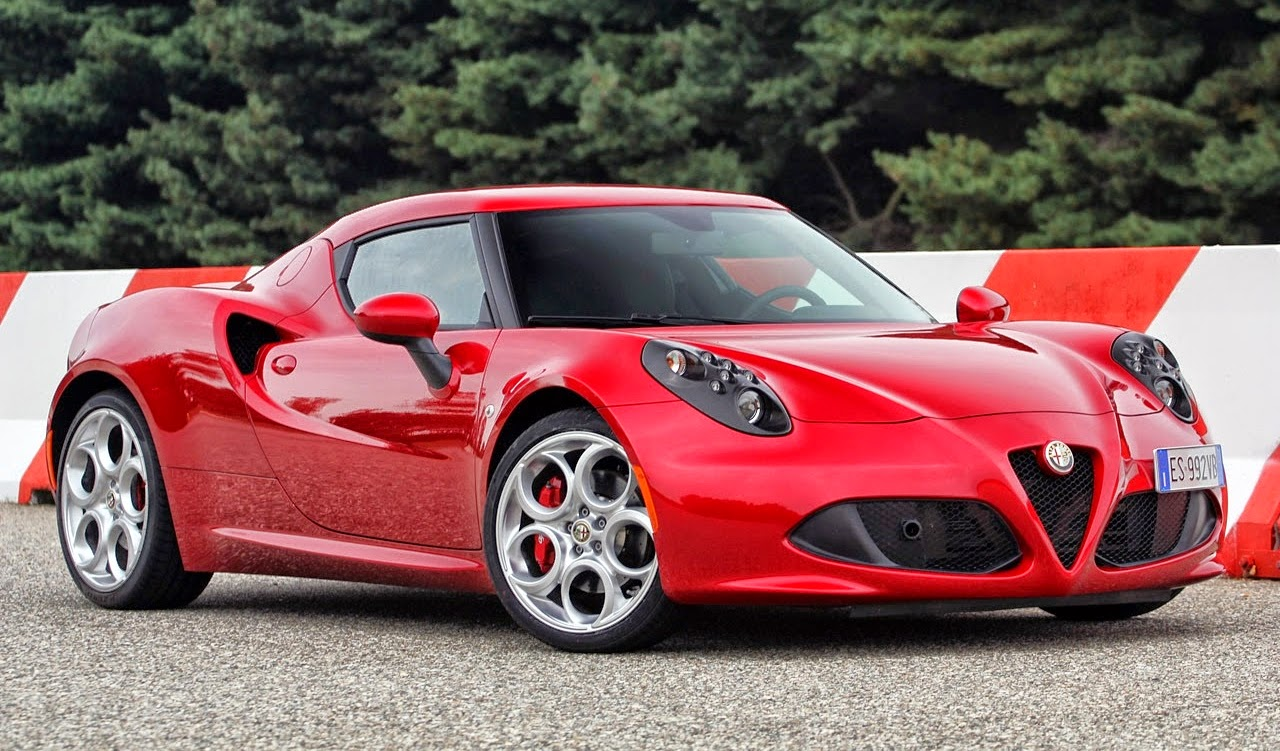 autos alfa romeo 4c es nombrado mejor auto deportivo de. Black Bedroom Furniture Sets. Home Design Ideas