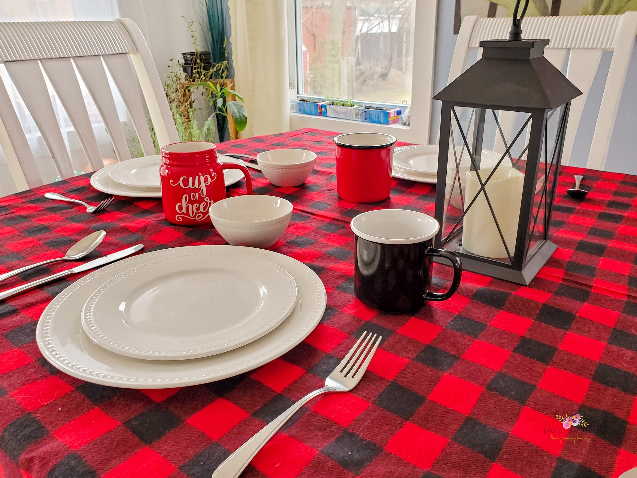 How To Have a Cabane A Sucre at Home by Plaid and Sugar