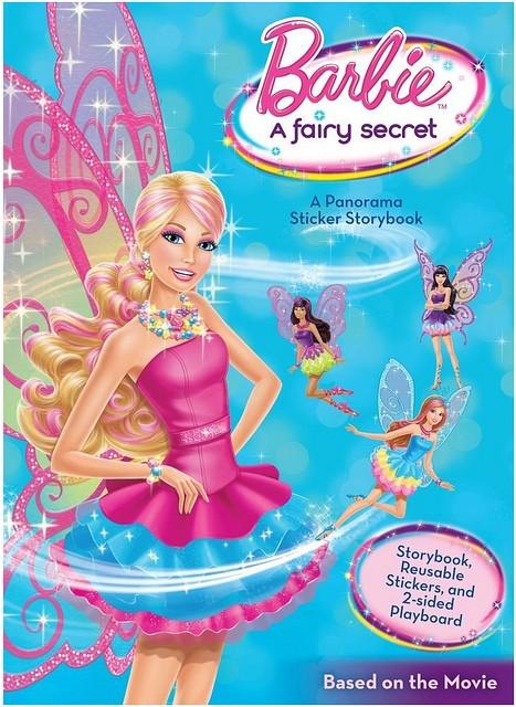 Barbie Secretul zânelor 2011 desene cu barbie in romana
