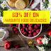 60% Off on Food Delivery with  Zomato Dubai APP | WeDubai Online Promo Deal