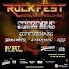 Rockfest vai reunir grandes nomes do Rock Internacional no palco do Allianz Parque, em São Paulo