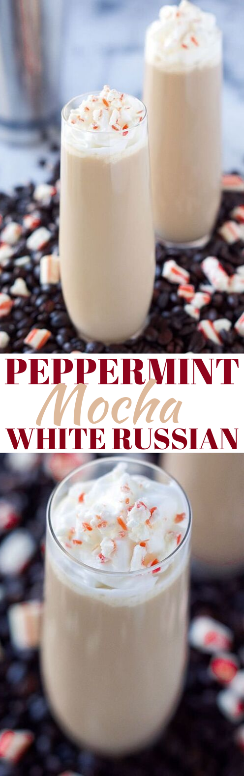 Peppermint Mocha White Russian #drinks #alcohol