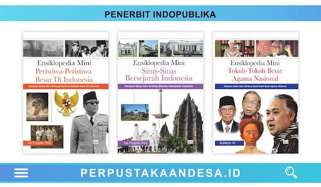 Daftar Judul Buku-Buku Penerbit IndoPublika