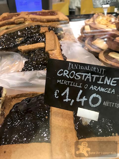 crostata Italy