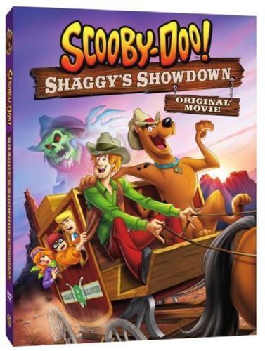 Scooby-Doo!: Duelo En El Viejo Oeste (2017) [BDrip Latino] [Animación]