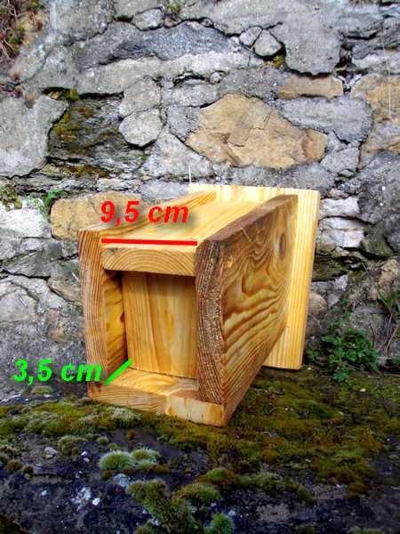 Bien connu Unis Vers Nature: Les nichoirs 2/3 - Fabrication WE15