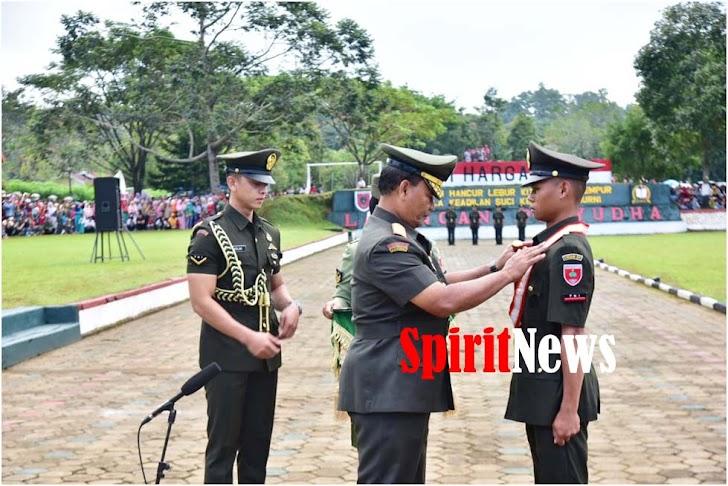 Pangdam Hasanuddin, Kebanggaan Prajurit Bukan Didasari Uniform, Namun Kemanpuan Dalam Melintas