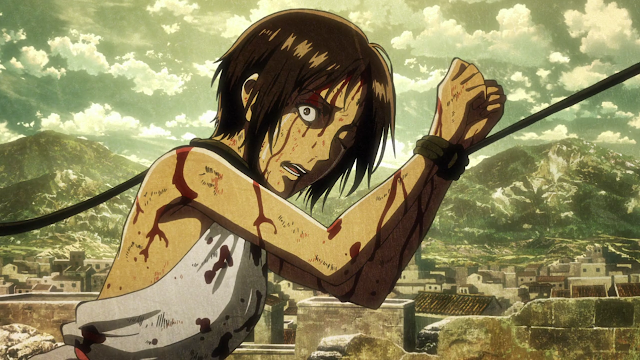 الحلقة العاشرة من Shingeki no Kyojin S2 مترجمة
