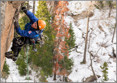 снаряжение альпиниста, скальные фифы