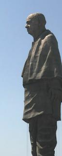 statue of unity 2018