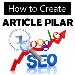 Cara membuat artikel pilar