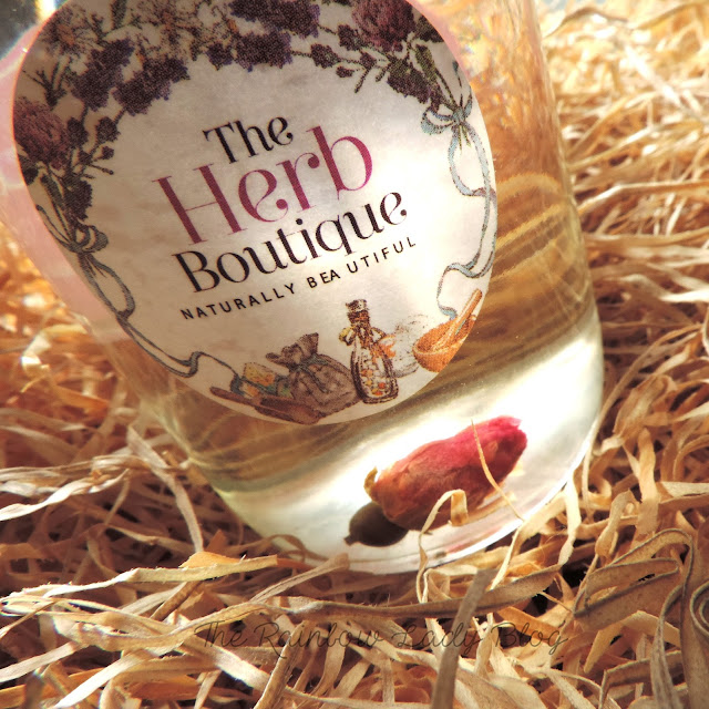 The Herb Boutique Pink Rouge Body Oil