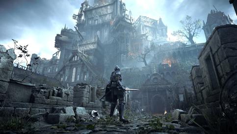 Test Remake Demon's Souls PS5