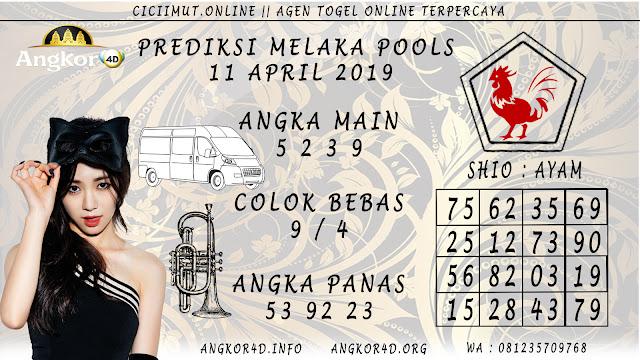 Prediksi Angka Jitu MELAKA POOLS 11 APRIL 2019