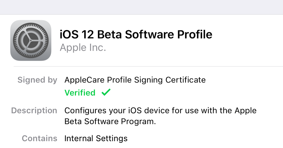 How to Remove iOS 13 Beta Profile or Developer profile