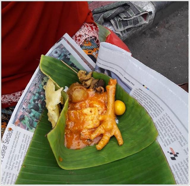 Nasi Boranan;10 Top Kuliner Lamongan;