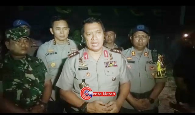 Terkait Bentrok Mesuji, Kapolda Lampung Harapkan Masyarakat Tenang
