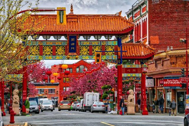Khu phố Chinatown