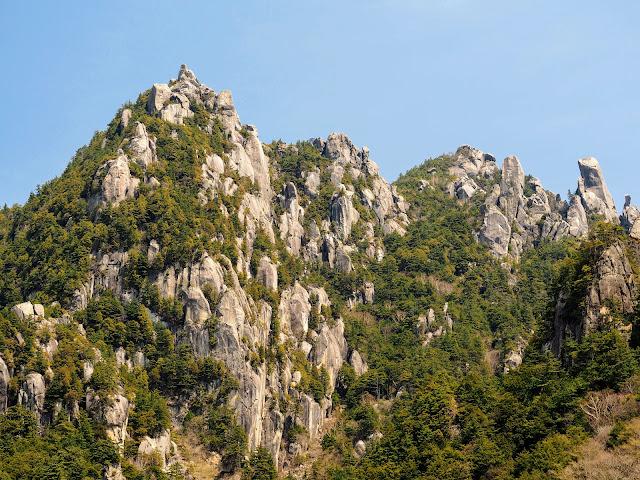 瑞牆山 みずがき山自然公園
