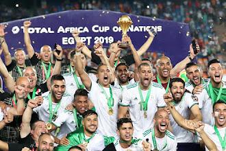 Argélia vence Senegal e é campeã da Copa Africana de Nações de Futebol masculino