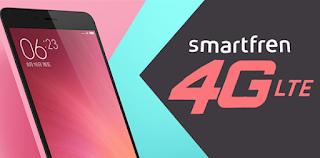Cara Mudah Mengaktifkan 4G LTE Smartfren Xiaomi Redmi Note 2