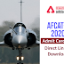 AFCAT 2 2020 Admit Card Out: Direct Link to Download