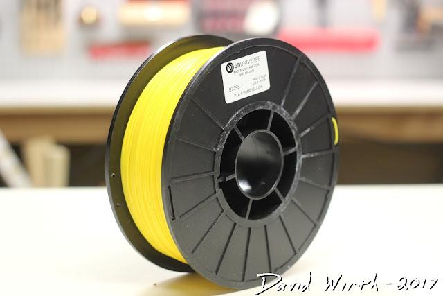 3d universe filament pla review