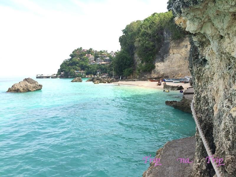 Diniwid White Sand Beach - A Silent Hidden Paradise of Boracay Island Philippines