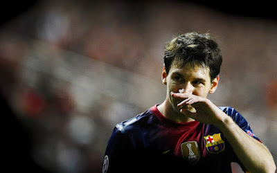 Lionel Messi Wallpapers For Desktop Full Size