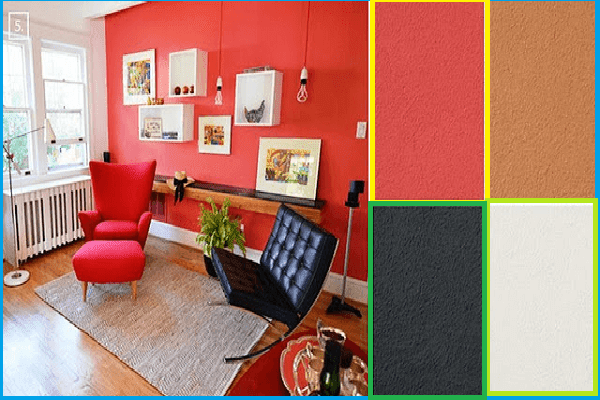 how to match paint color already on wall